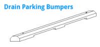 Drain Parking Bumpers